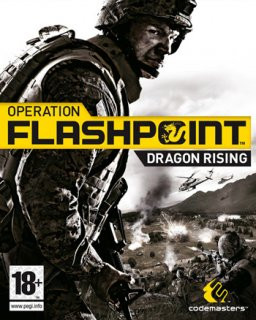 Operation Flashpoint Dragon Rising - Plná verze - 1 licence