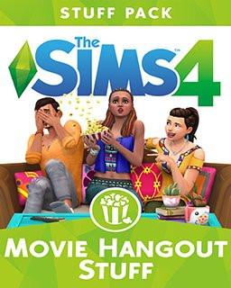 The Sims 4 Domácí kino - Plná verze - 1 licence