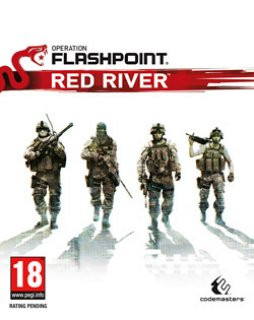 Operation Flashpoint Red River Steam - Plná verze - 1 licence