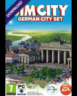 SimCity German City Pack