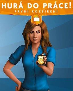 The Sims 4 Hurá do Práce - Plná verze - 1 licence