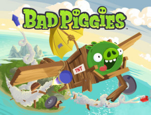Bad Piggies - náhled
