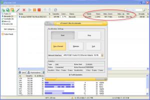 uTorrent Ultra Accelerator - náhled