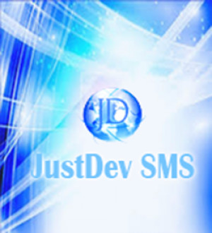 JustDev SMS - náhled