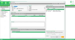 FIRM! - evidence firem a kontaktů pro Windows - náhled