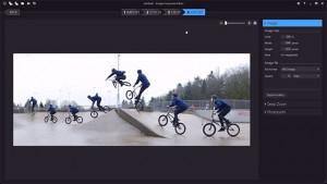 Microsoft Image Composite Editor - náhled