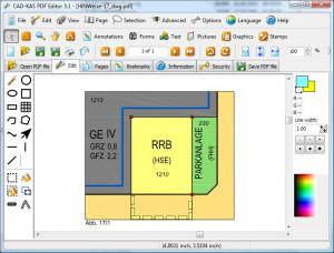 PDF Editor - náhled