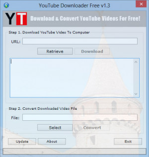 YouTube Downloader Free - náhled