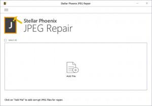 Stellar Phoenix JPEG Repair - náhled