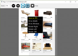 AK PDF Editor - náhled