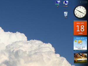 In-počasí - Gadget - náhled