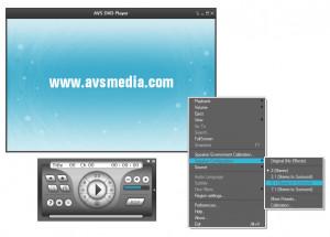 AVS DVD Player - náhled