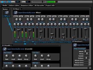 DarkWave Studio - náhled