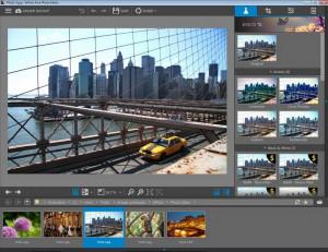 InPixio Free Photo Editor - náhled