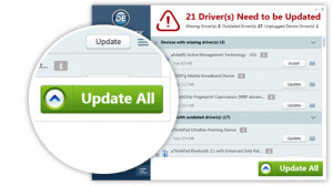 DriverEasy - náhled