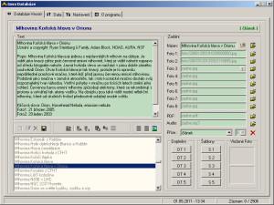 Gimi Databáze - náhled