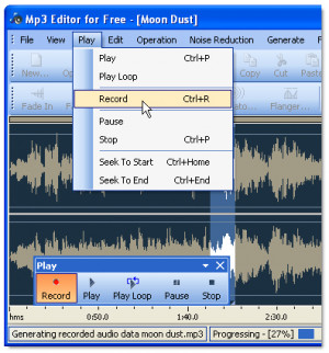 Mp3 Editor for Free - náhled
