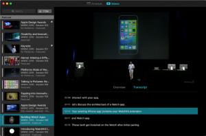 WWDC - náhled