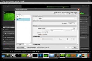 Adobe Photoshop Lightroom - náhled