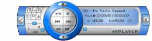 MPlayer Windows GUI - náhled