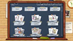 LINGWA slovní zásoba - náhled