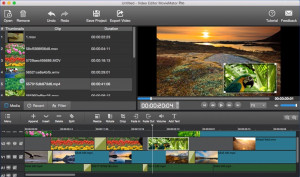 Moviemator Video Editor - náhled
