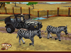 Zoo Tycoon - náhled