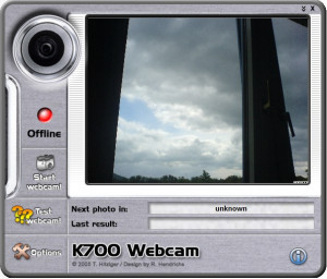 SE WebCam - náhled