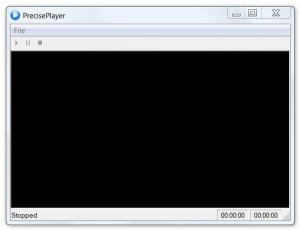 PrecisePlayer - náhled