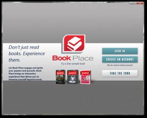 Toshiba BookPlace - náhled