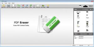 PDF Eraser - náhled