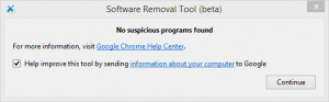 Software Removal Tool - náhled