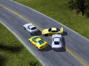 Race Cars: The Extreme Rally - náhled