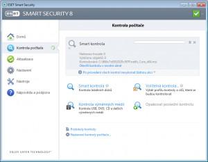 ESET Internet Security - náhled