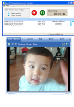 Skype Video Call Recorder - náhled