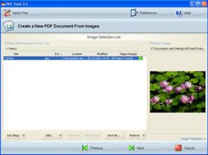PDF-Tools - náhled