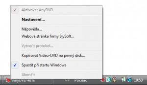 AnyDVD HD - náhled