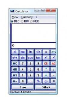 Alternate Calculator - náhled