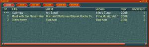 Jolix Media Player  - náhled