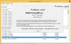 Turbina Mp3 Downloader - náhled