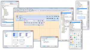 GUI Design Studio - náhled