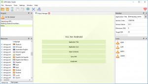 APK Editor Studio - náhled
