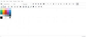 HTMEditor Windows Desktop - náhled