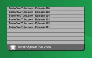 Best of YouTube - náhled