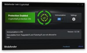 Bitdefender Anti-Ransomware - náhled