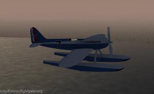 FlightGear - náhled