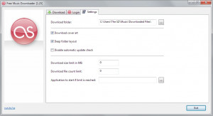 Free Music and Video Downloader - náhled
