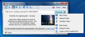 3D Youtube Downloader - náhled