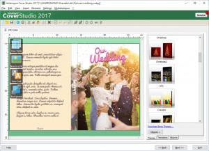 Ashampoo Cover Studio - náhled