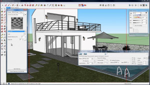 Thea for SketchUp - náhled